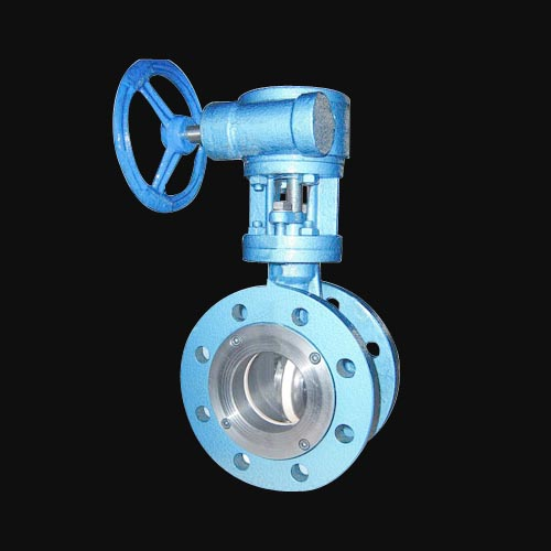Wafer Type Ceramic Butterfly Valve