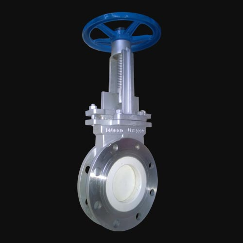 Wafer Type Ceramic Knife Gate Valve